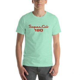 Piper SuperCub Unisex T-Shirt