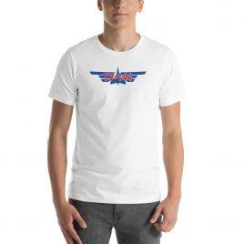 Tupolev TU -144 Short-Sleeve Unisex T-Shirt