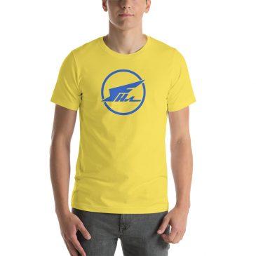 Ilyushin Short-Sleeve Unisex T-Shirt