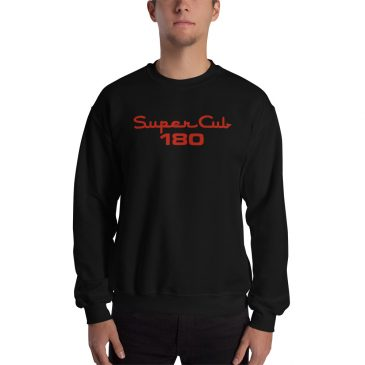 Piper Super Cub Sweatshirt