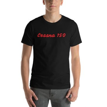 Cessna 150 Short-Sleeve Unisex T-Shirt