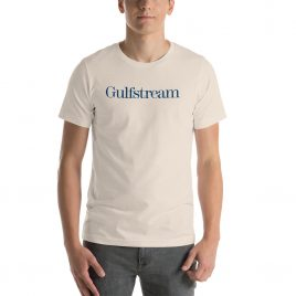 Gulfstream Short-Sleeve Unisex T-Shirt