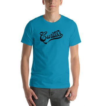 Curtiss Aeroplane Short-Sleeve Unisex T-Shirt