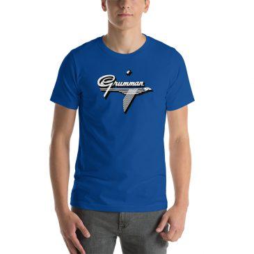 Grumman Aircraft Short-Sleeve Unisex T-Shirt
