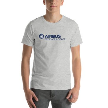 Airbus Defence and Space Short-Sleeve Unisex T-Shirt
