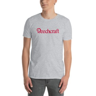 Beechcraft Short-Sleeve Unisex T-Shirt