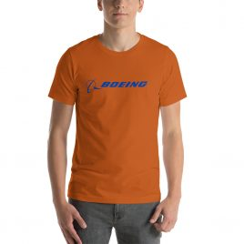 Boeing Short-Sleeve Unisex T-Shirt