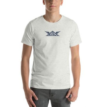 Avro Aircraft Short-Sleeve Unisex T-Shirt