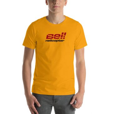 Bell Helicopters Short-Sleeve Unisex T-Shirt