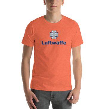 Luftwaffe (German Air Force ) Short-Sleeve Unisex T-Shirt